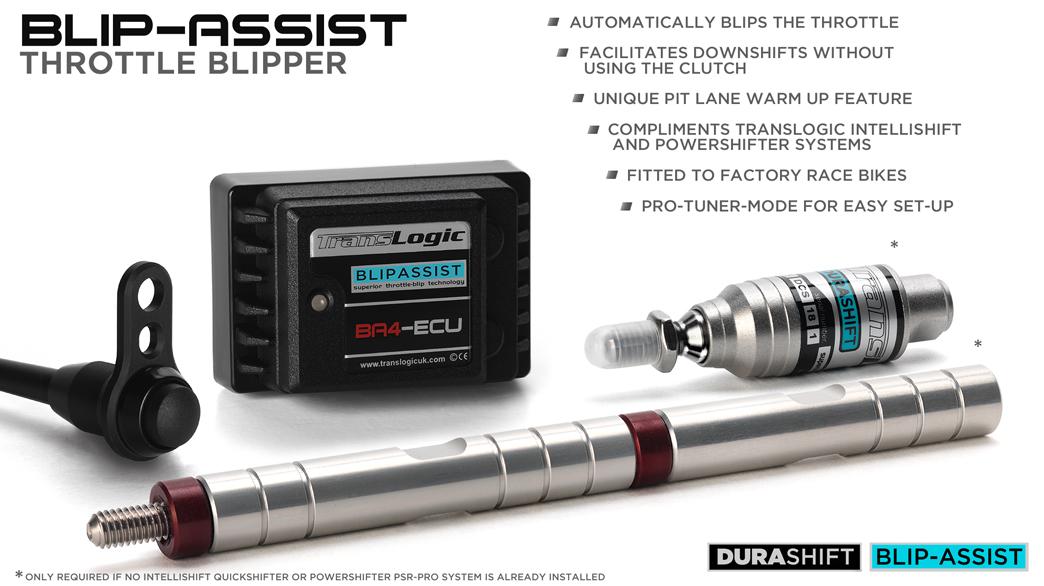 Translogic Products Blip Assist Throttle Blipper